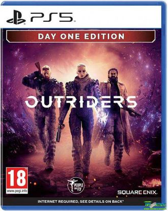 Outriders. Day One Edition (New)[PS5, русская версия]