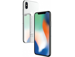 Apple iPhone X 256Gb Silver (rfb)