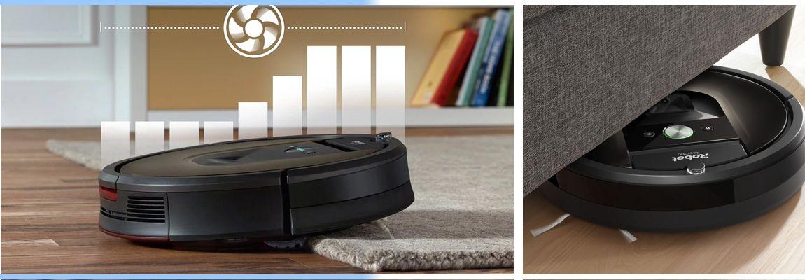 Подбор робота пылесоса для дома где есть много ковров