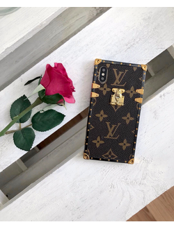 Чехол Louis Vuitton для  iPhone X/Xs