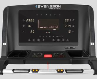 SVENSSON INDUSTRIAL ARMORTECH (BLACK & WHITE)
