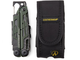 Leatherman Signal black Highland exclusive and nylon sheath.