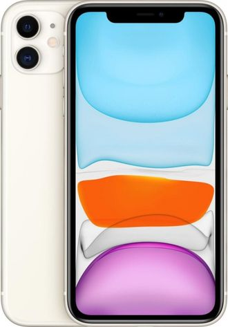 Apple iPhone 11 - 256 Гб - White
