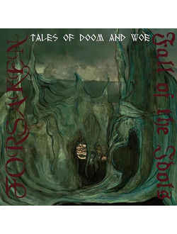 Forsaken/Fall Of The Idols - Tales Of Doom And Woe LP red