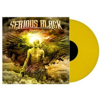 Serious Black - As Daylight Breaks LP colored