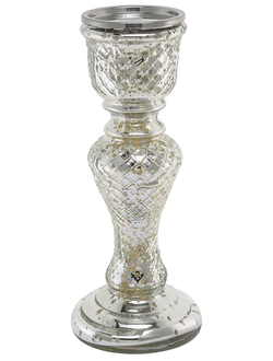 Подсвечник SIA MIDAS CANDLE HOLDER LARGE , 892551 , H31/D13