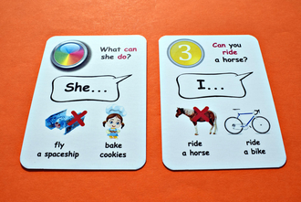 can, creativo, fun cards