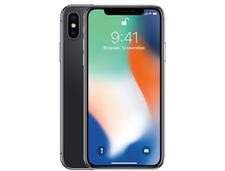iPhone X 64gb Space Gray - A1901