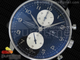 Portuguese Chrono IW371404 ZF 1:1 Best Edition on Black Leather Strap