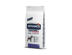 Advance Эдванс Veterinary Diets Articular Senior 7+ для пожилых собак при заболевании суставов 12кг 13280