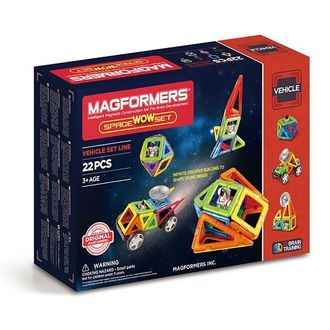 Конструктор Magformers Space Wow Set