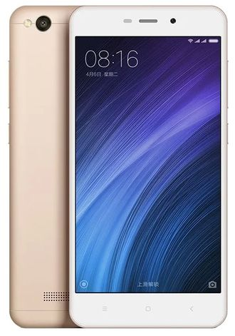 Xiaomi Redmi 4A 32GB Gold (Global) (rfb)