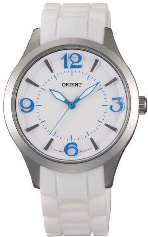 Женские японские наручные часы Orient QC0T005W купить в интернет ... 009735b0fff