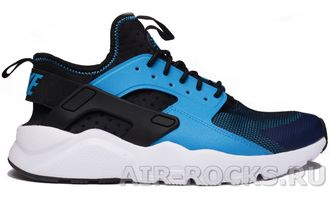 NIKE AIR HUARACHE ULTRA Blue/Black (Euro 41,42) HR-097