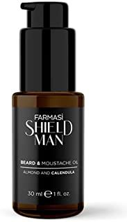 Масло для бороды и усов Shield Man Farmasi (1119083)