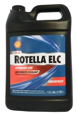 Shell Rotella ELC EXTENDED LIFE Coolant Concentrate  4л