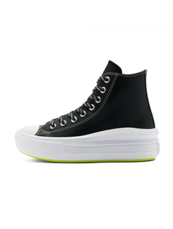 Кеды Converse Chuck Taylor All Star Move High Top черные