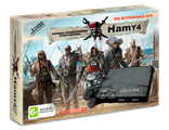 """Hamy 4"" (350-in-1) Assassin Creed Black"
