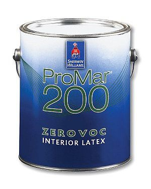 Sherwin-Williams Promar 200 EggShell