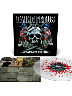 Dying Fetus - War Of Attrition LP