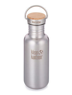 Бутылка Klean Kanteen Reflect 18oz (532 мл) Brushed Stainless