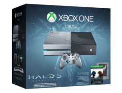 XBox One 1TБ (РСТ)+Halo 5 Guardians