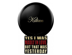 Kilian Yes I Was Madly In Love, But That Was Yeste,100ml