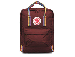 РЮКЗАК FJALLRAVEN KANKEN RAINBOW RED