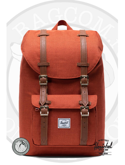 Рюкзак Herschel Little America Mid Volume Picante Crosshatch