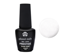 "Гель-лак Planet Nails, ""PRESTIGE"" - BASE SHIMMER MILK, 10 мл"