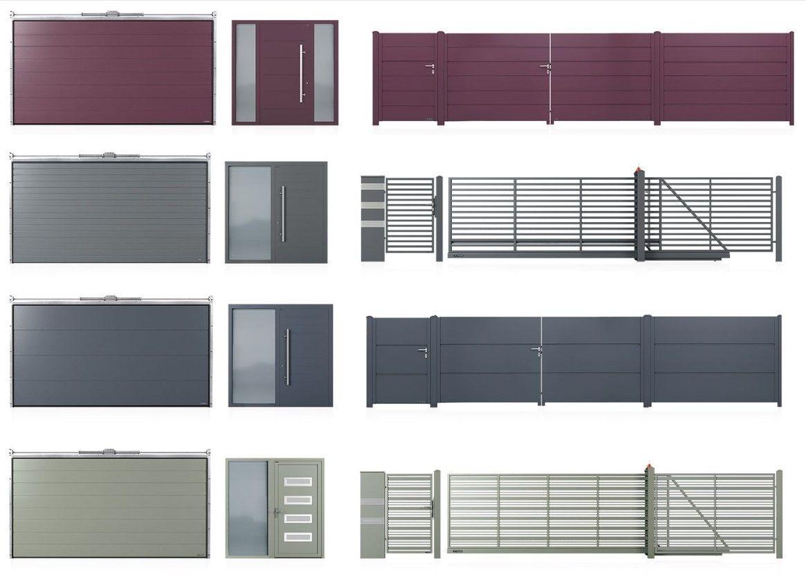 купить двери входные, гаражные ворота и заборы от завода select