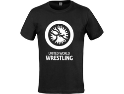 Футболка UWW United World Wrestling
