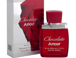 Chocolate Amour eau de toilette for women - Marc Bernes