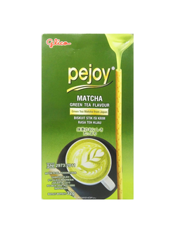 Палочки Pejoy Matcha Green Tea с матчей