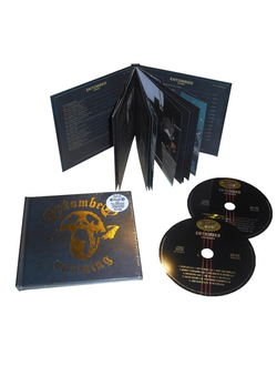 Entombed - Uprising 2-CD Digibook