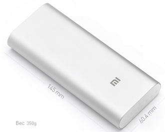 Powerbank Xiaomi 16000mAh