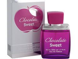 Chocolate Sweet eau de toilette for women - Marc Bernes