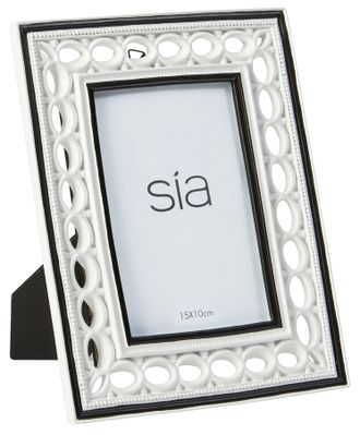 Фоторамка SIA NORTH PHOTO FRAME 10x15, H22.2/W17.3 , 610324 ,