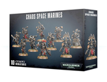 Warhammer: Chaos Space Marines