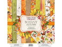 "НАБОР СКРАПБУМАГИ ""BOTANY AUTUMN REDESIGN"" 20X20СМ"