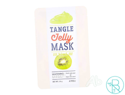 Маска тканевая A'pieu Tangle Jelly Mask Kiwi с экстрактом киви