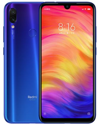 Xiaomi Redmi Note 7 3/32Gb Blue (Global)