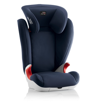 Britax Roemer Kid II  Flame Red