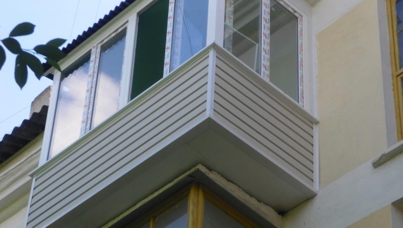 Цены балконы под ключ в ростове-на-дону , заказать услуги #1.