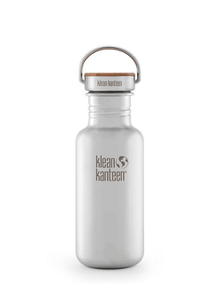 Бутылка Klean Kanteen REFLECT 532 мл (18oz) Brushed Stainless