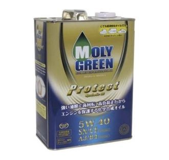MOLY GREEN Protect 5w40 4л