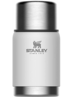 Термос STANLEY Adventure Vacuum Food Jar, 0.7л, белый