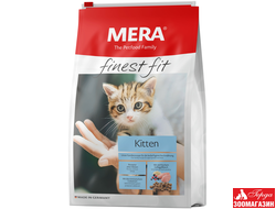 "Корм Mera Finest Fit ""Kitten"" (Мера Файнест Фит ""Киттен"") для котят"