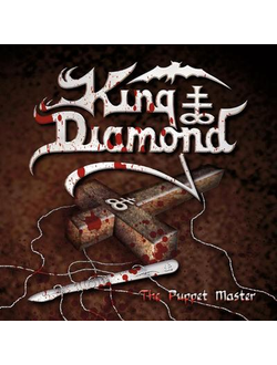 KING DIAMOND The puppet master CD+DVD Digi