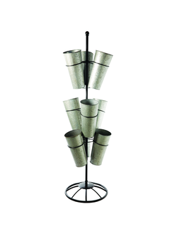 Консоль SIA DISPLAY FOOTED FLOWER POT , H44/D167.5 см.,  570335 ,